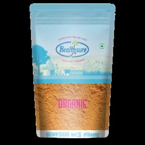 Organic Brown Sugar (500 gms)