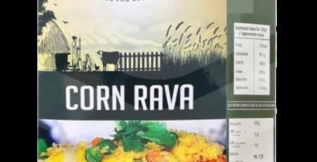 Corn Rava Upma (500 gms)